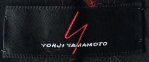 Yohji Yamamoto Y